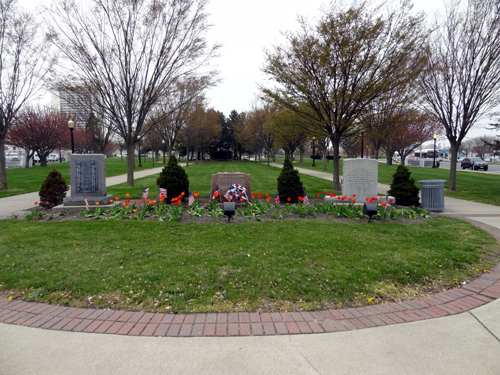 war memorials group